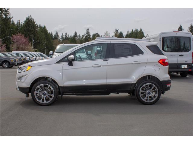 2018 Ford EcoSport Titanium (Stk: 8EC7040) in Surrey - Image 4 of 25