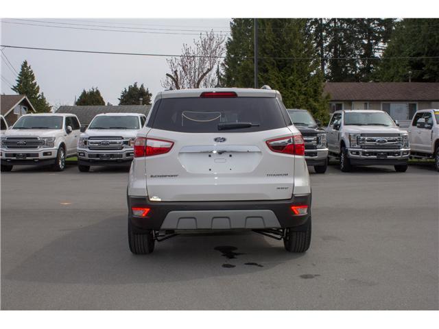 2018 Ford EcoSport Titanium (Stk: 8EC7040) in Surrey - Image 6 of 25