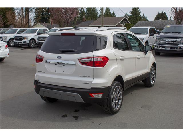 2018 Ford EcoSport Titanium (Stk: 8EC7040) in Surrey - Image 7 of 25