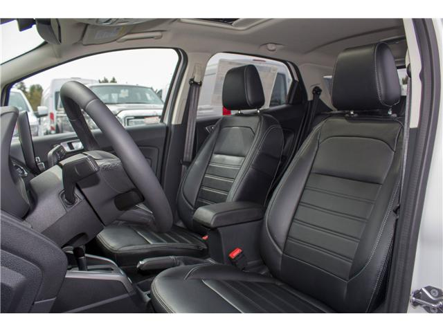 2018 Ford EcoSport Titanium (Stk: 8EC7040) in Surrey - Image 10 of 25