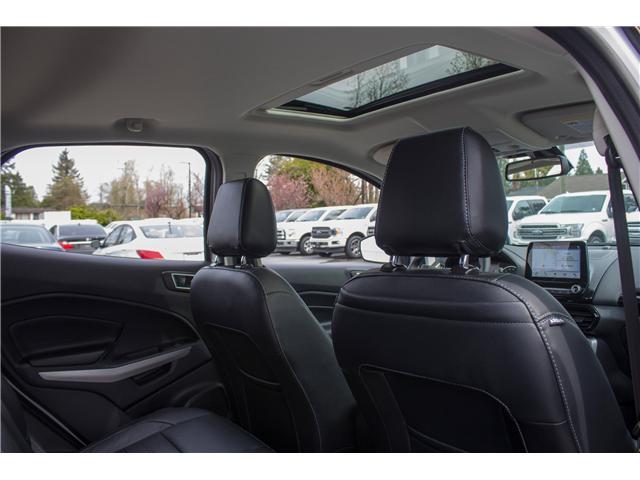 2018 Ford EcoSport Titanium (Stk: 8EC7040) in Surrey - Image 14 of 25