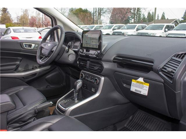 2018 Ford EcoSport Titanium (Stk: 8EC7040) in Surrey - Image 15 of 25