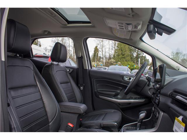 2018 Ford EcoSport Titanium (Stk: 8EC7040) in Surrey - Image 16 of 25