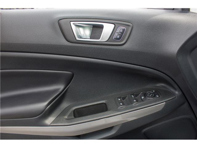 2018 Ford EcoSport Titanium (Stk: 8EC7040) in Surrey - Image 17 of 25