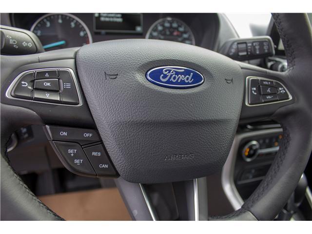 2018 Ford EcoSport Titanium (Stk: 8EC7040) in Surrey - Image 18 of 25