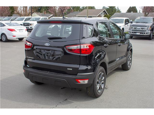 2018 Ford EcoSport S (Stk: 8EC7714) in Surrey - Image 7 of 26