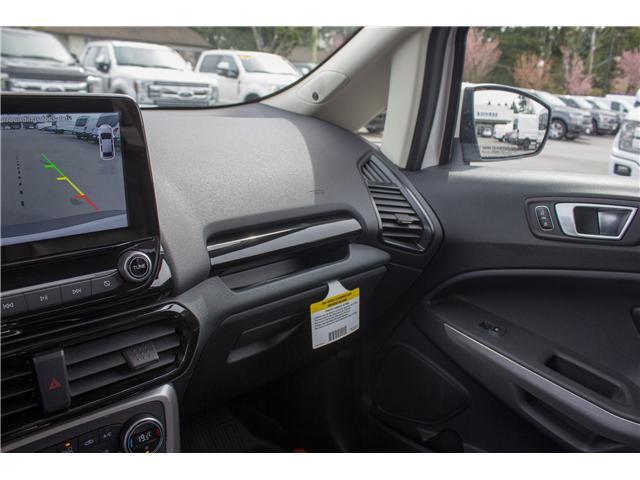 2018 Ford EcoSport Titanium (Stk: 8EC7040) in Surrey - Image 25 of 25