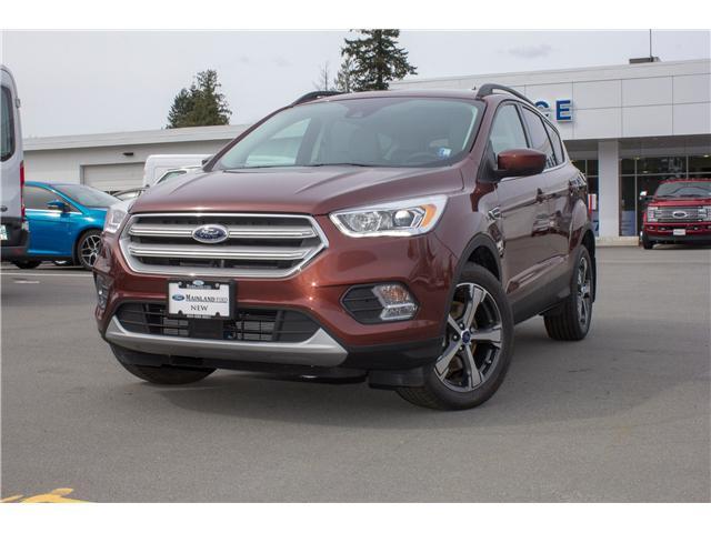 2018 Ford Escape SEL (Stk: 8ES0325) in Surrey - Image 3 of 28