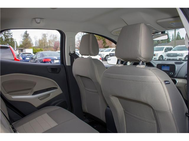2018 Ford EcoSport S (Stk: 8EC7714) in Surrey - Image 14 of 26