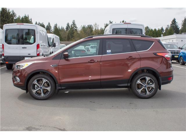 2018 Ford Escape SEL (Stk: 8ES0325) in Surrey - Image 4 of 28