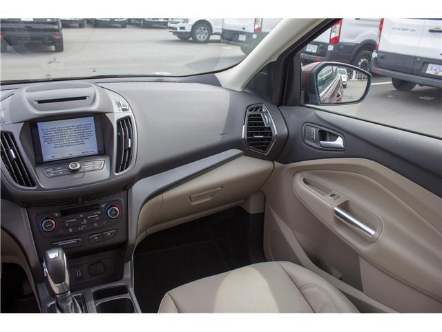 2018 Ford Escape SEL (Stk: 8ES0325) in Surrey - Image 14 of 28
