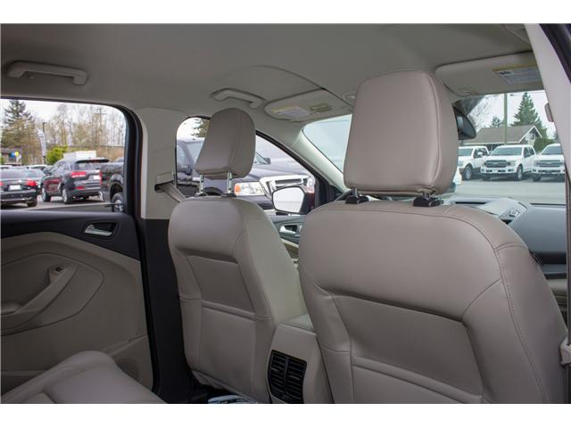 2018 Ford Escape SEL (Stk: 8ES0325) in Surrey - Image 16 of 28