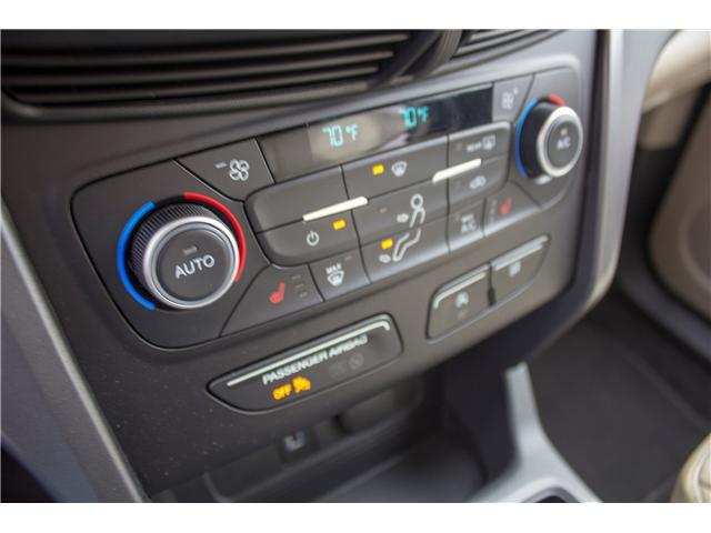2018 Ford Escape SEL (Stk: 8ES0325) in Surrey - Image 25 of 28