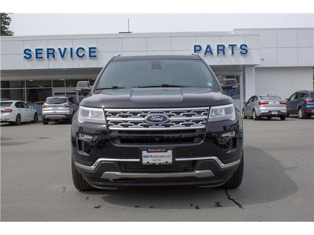 2018 Ford Explorer Limited (Stk: 8EX4150) in Surrey - Image 2 of 29