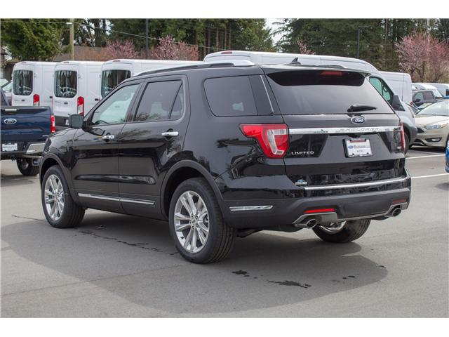 2018 Ford Explorer Limited (Stk: 8EX4150) in Surrey - Image 5 of 29