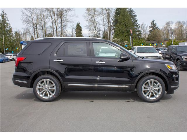 2018 Ford Explorer Limited (Stk: 8EX4150) in Surrey - Image 8 of 29