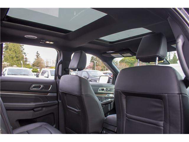 2018 Ford Explorer Limited (Stk: 8EX4150) in Surrey - Image 16 of 29