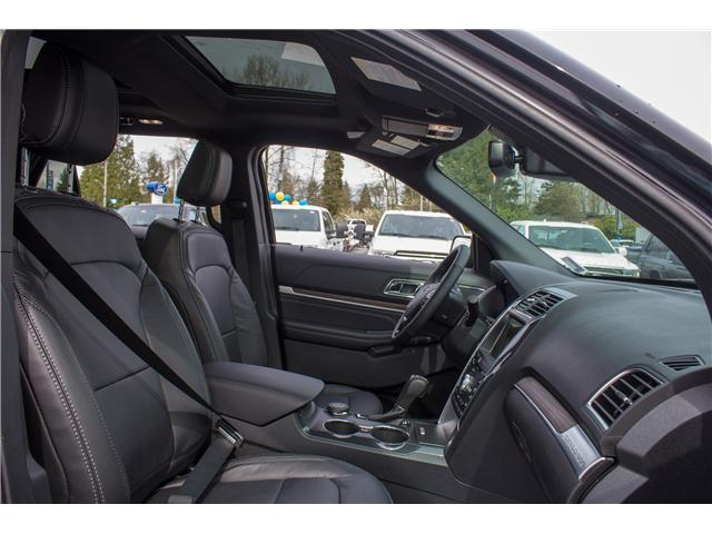 2018 Ford Explorer Limited (Stk: 8EX4150) in Surrey - Image 19 of 29