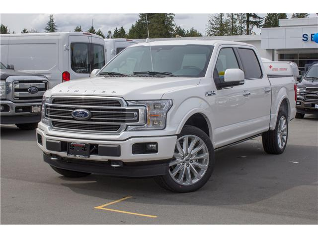 2018 Ford F-150 Limited (Stk: 8F15489) in Surrey - Image 3 of 30