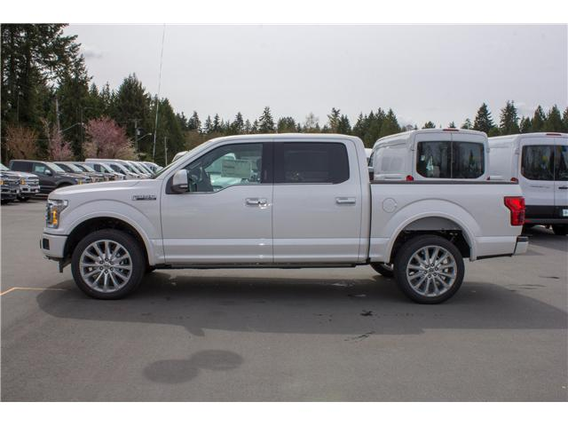 2018 Ford F-150 Limited (Stk: 8F15489) in Surrey - Image 4 of 30