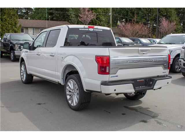 2018 Ford F-150 Limited (Stk: 8F15489) in Surrey - Image 5 of 30