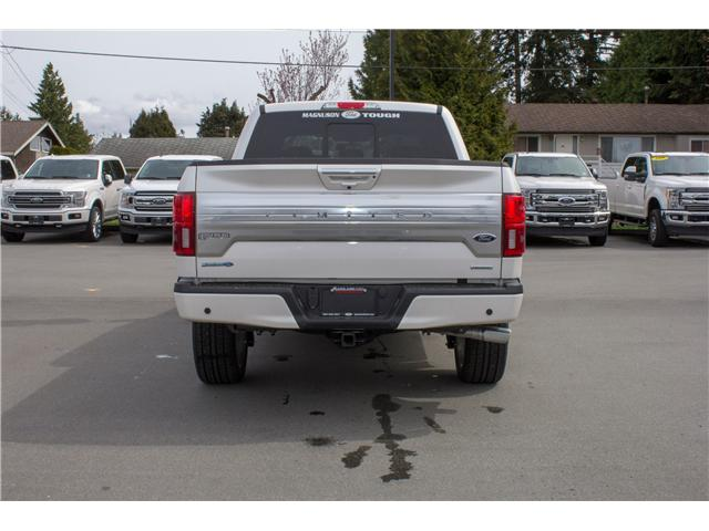 2018 Ford F-150 Limited (Stk: 8F15489) in Surrey - Image 6 of 30