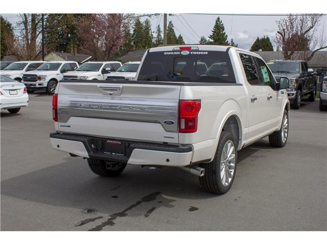 2018 Ford F-150 Limited (Stk: 8F15489) in Surrey - Image 7 of 30