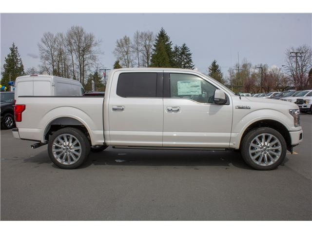 2018 Ford F-150 Limited (Stk: 8F15489) in Surrey - Image 8 of 30