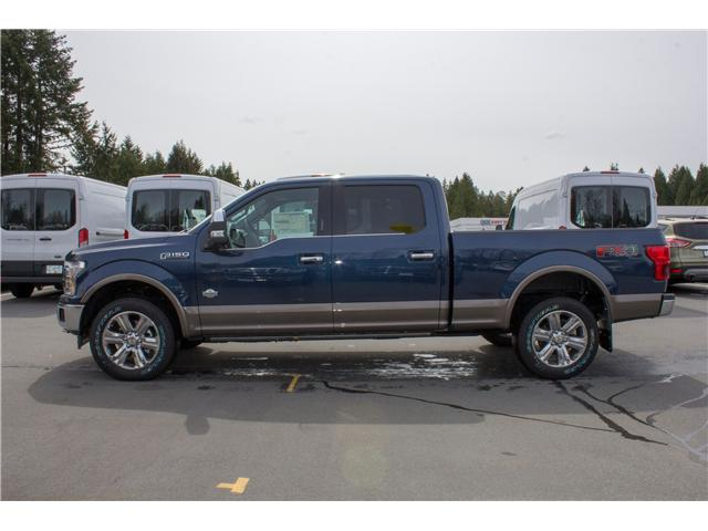 2018 Ford F-150 King Ranch (Stk: 8F16103) in Surrey - Image 4 of 29