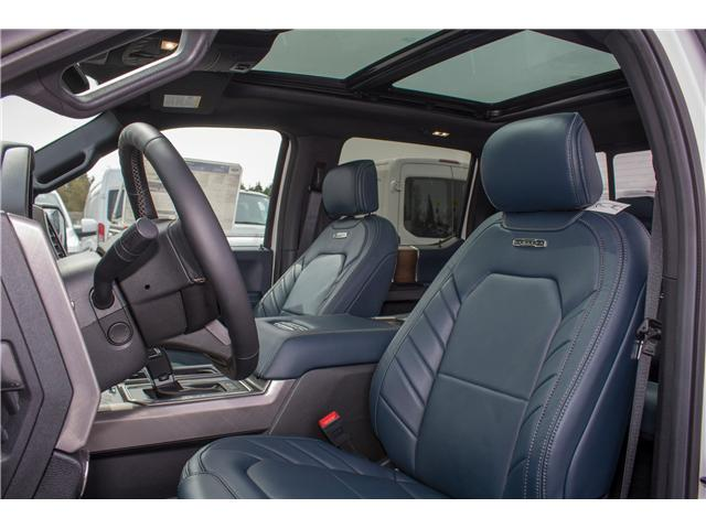 2018 Ford F-150 Limited (Stk: 8F15489) in Surrey - Image 13 of 30