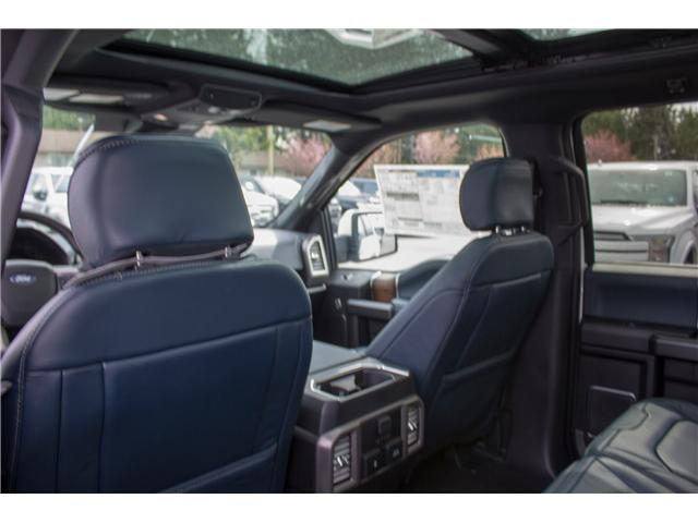 2018 Ford F-150 Limited (Stk: 8F15489) in Surrey - Image 16 of 30