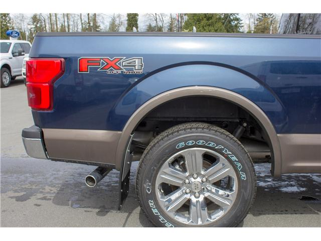 2018 Ford F-150 King Ranch (Stk: 8F16103) in Surrey - Image 9 of 29