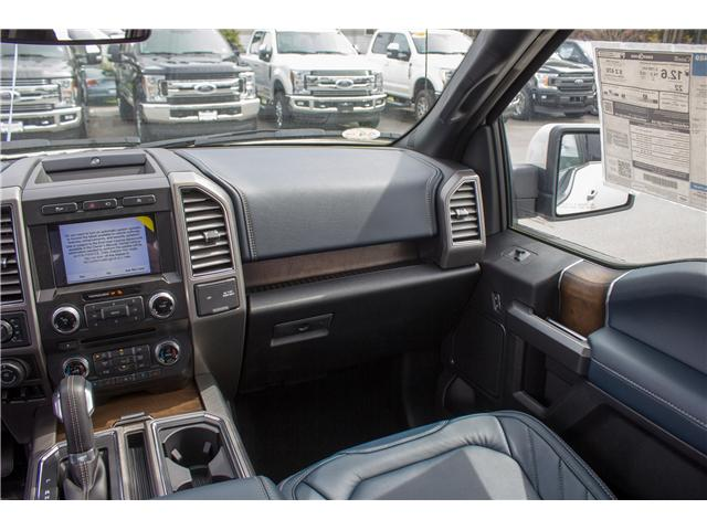 2018 Ford F-150 Limited (Stk: 8F15489) in Surrey - Image 18 of 30