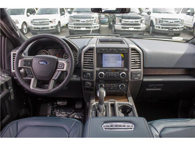 2018 Ford F-150 Limited (Stk: 8F15489) in Surrey - Image 19 of 30