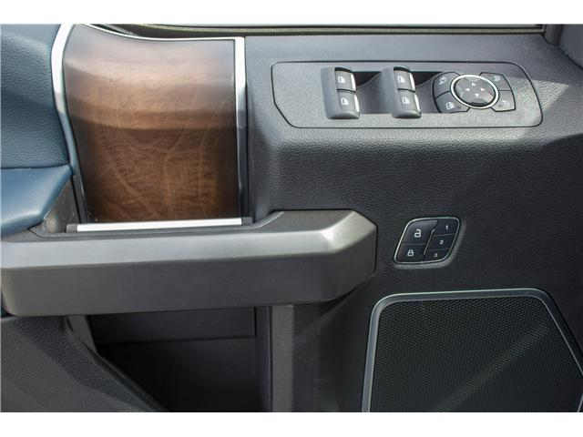 2018 Ford F-150 Limited (Stk: 8F15489) in Surrey - Image 23 of 30