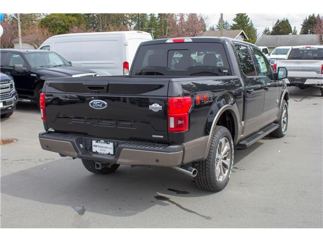 2018 Ford F-150 King Ranch (Stk: 8F16186) in Surrey - Image 7 of 28