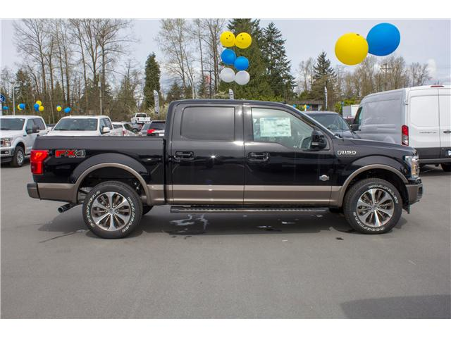 2018 Ford F-150 King Ranch (Stk: 8F16186) in Surrey - Image 8 of 28