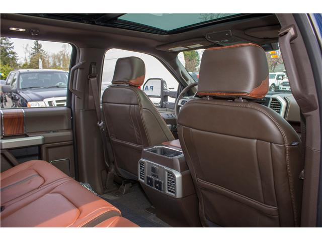 2018 Ford F-150 King Ranch (Stk: 8F16103) in Surrey - Image 20 of 29