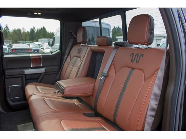 2018 Ford F-150 King Ranch (Stk: 8F16186) in Surrey - Image 17 of 28