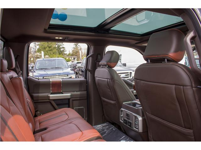 2018 Ford F-150 King Ranch (Stk: 8F16186) in Surrey - Image 21 of 28