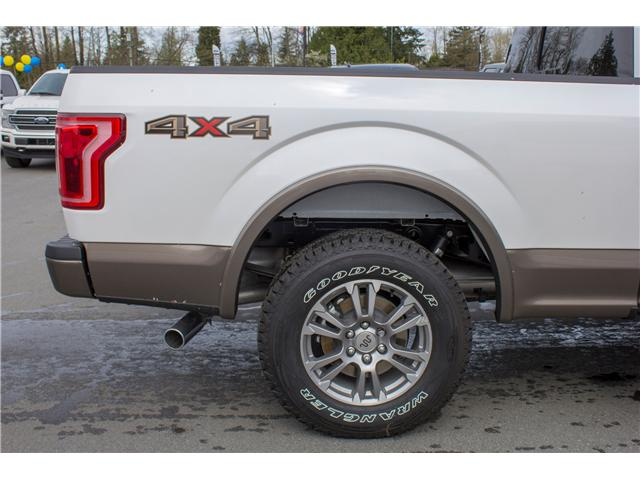 2018 Ford F-150 King Ranch (Stk: 8F19819) in Surrey - Image 9 of 29