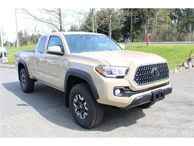2018 Toyota Tacoma SR5 (Stk: 11726) in Courtenay - Image 1 of 28