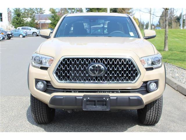 2018 Toyota Tacoma SR5 (Stk: 11726) in Courtenay - Image 8 of 28