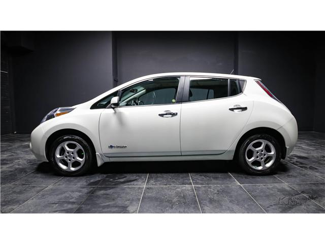 2015 Nissan LEAF SV (Stk: PT18-155) in Kingston - Image 1 of 30