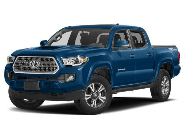 2018 Toyota Tacoma 4x4 Double Cab V6 TRD Off-Road 6A (Stk: H18437) in Orangeville - Image 1 of 9