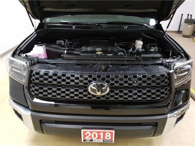 2018 Toyota Tundra SR5 Plus 5.7L V8 (Stk: 185376) in Kitchener - Image 21 of 22