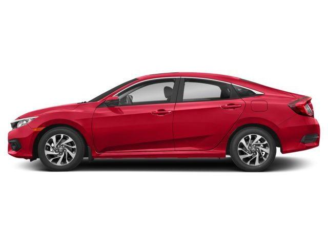 2018 Honda Civic EX (Stk: 8024240) in Brampton - Image 2 of 9