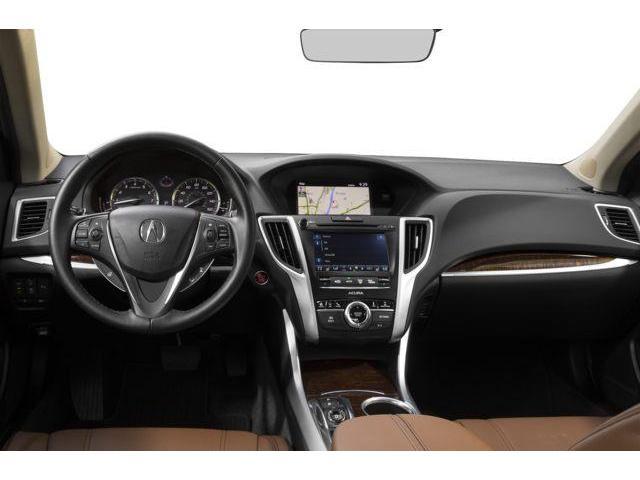 2018 Acura TLX Tech A-Spec (Stk: J802958) in Brampton - Image 2 of 2