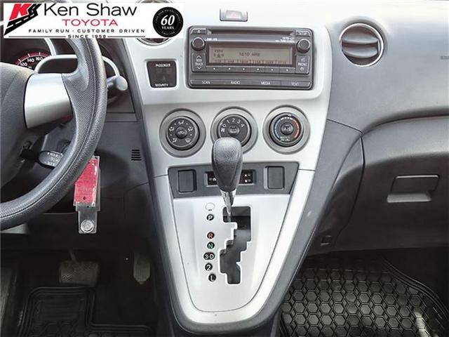 2014 Toyota Matrix Base (Stk: 15058A) in Toronto - Image 8 of 12