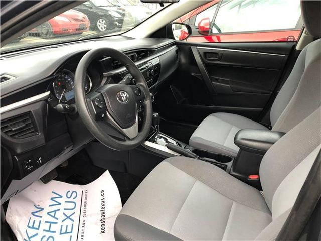 2015 Toyota Corolla LE (Stk: 15196A) in Toronto - Image 8 of 8
